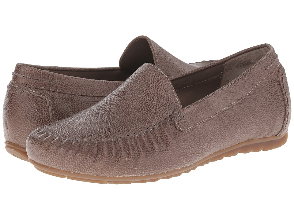 Rose Petals Elvi (Taupe Pebble Leather) Women