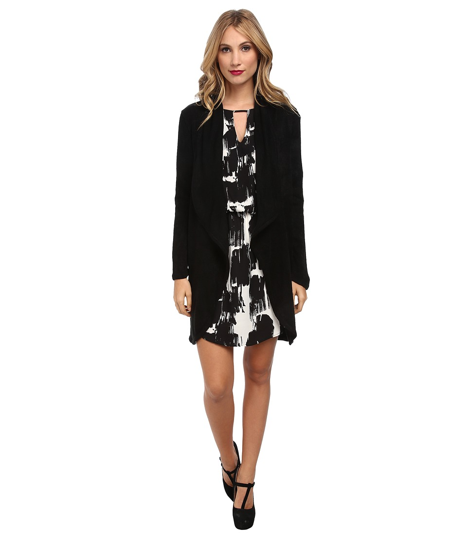 Gabriella Rocha - Esme Long Sleeve Cardigan (Black) Women