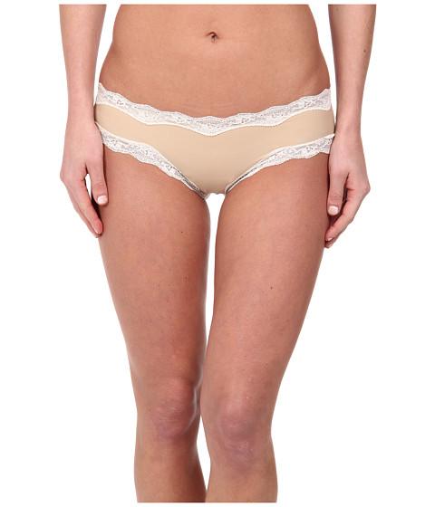 Calvin Klein Underwear - Cotton Hipster with Lace (Bare) Women's Underwear