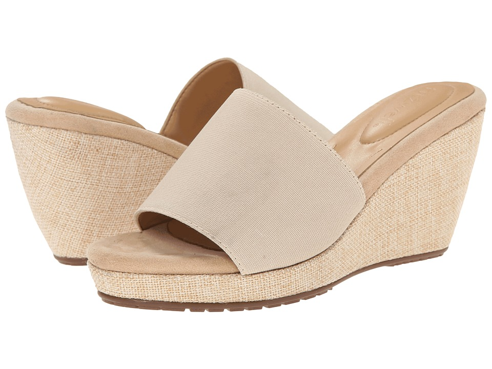 Fitzwell - Rainbow (Natural) Women's Sandals
