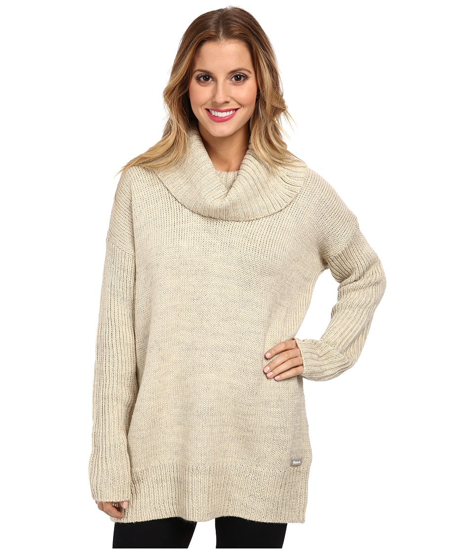 Bench - Snugglehug Jumper (Sleet Marl) Women's Sweater