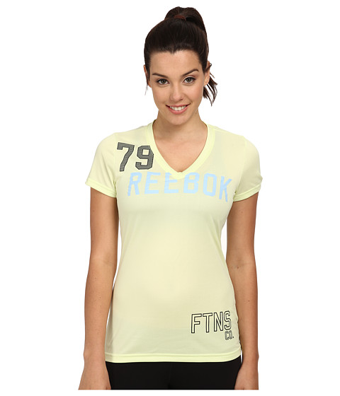 Reebok - Workout Ready Reebok Tee (Citrus Glow) Women