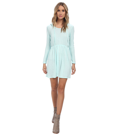 Culture Phit - Monica Waist Tie Dress (Mint) Women