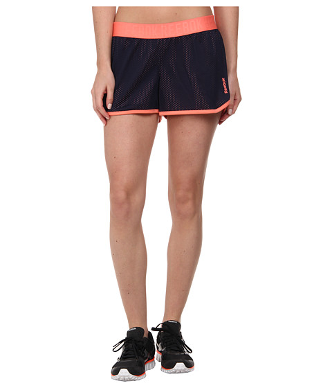 Reebok - Workout Ready Mesh Short (Faux Indigo) Women