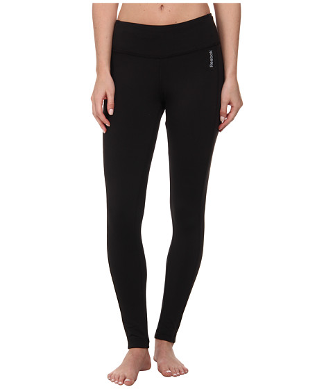 Reebok - Sport Essentials Tight (Black/Black) Women's Workout