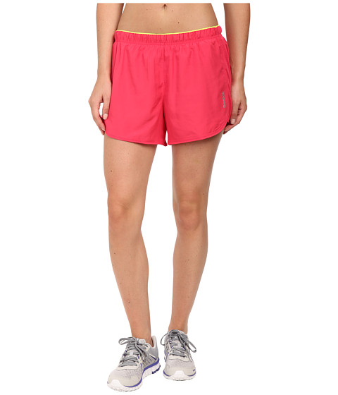 Reebok - Running Essentials 4-inch Short (Blazing Pink) Women's Shorts