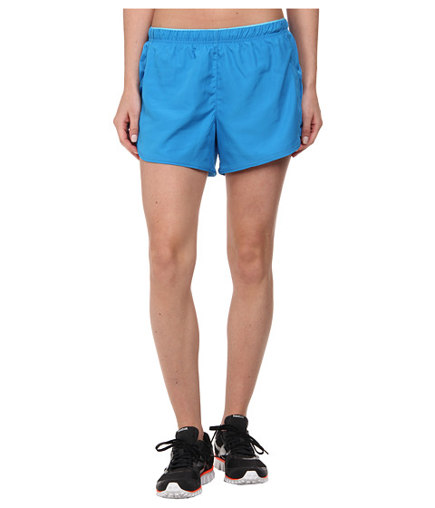 Reebok - Running Essentials 4-inch Short (Energy Blue) Women's Shorts