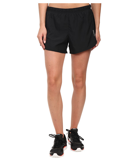Reebok - Running Essentials 4-inch Short (Black) Women