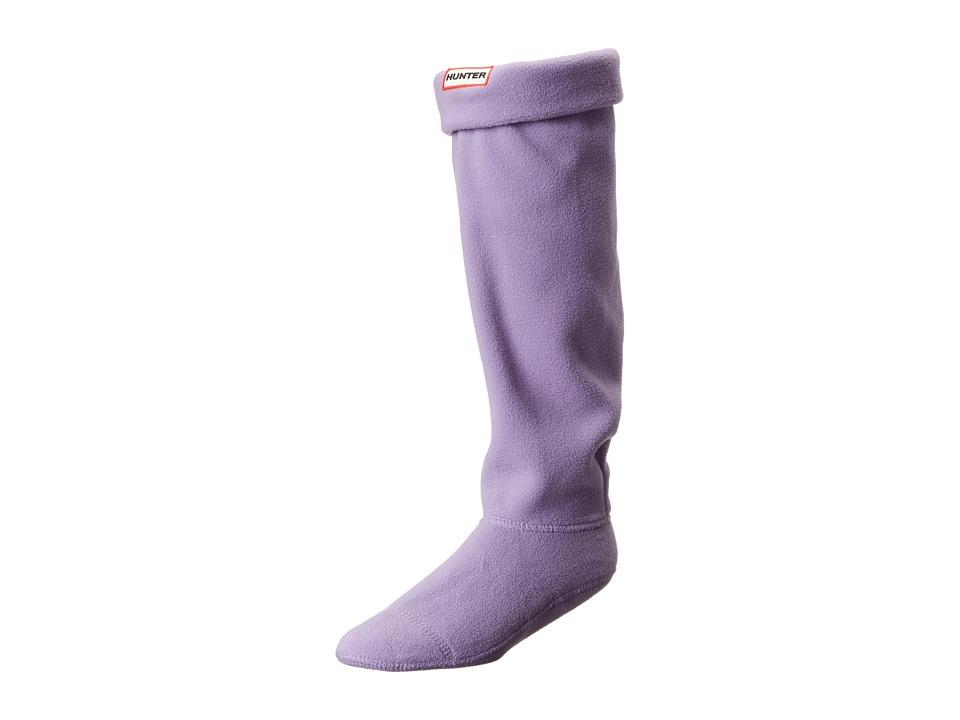 Hunter - Boot Socks (Dusty Lavender) Women's Crew Cut Socks Shoes