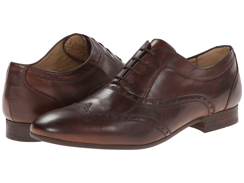 H by Hudson - Francis (Brown) Men's Shoes