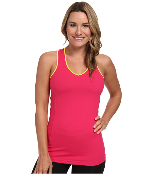 Reebok - One Series Train Top (Candy Pink) Women's Sleeveless