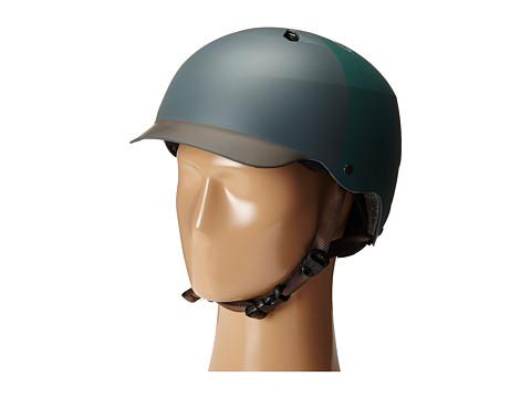 Bern - Watts Bike/Skate (Matte Pine Green Hatstyle) Cycling Helmet