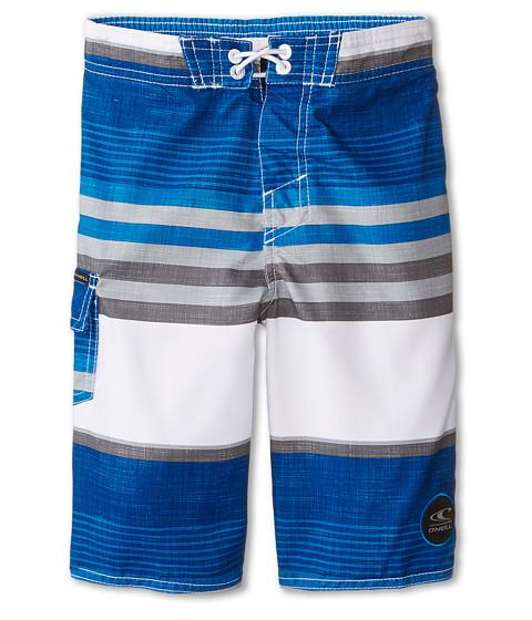 O'Neill Kids - Santa Cruz Stripe (Little Kids) (Bright Blue) Boy's Swimwear