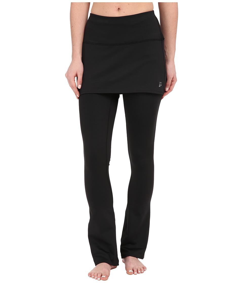 Skirt Sports - Tough Girl Skirt (Black) Women's Skort