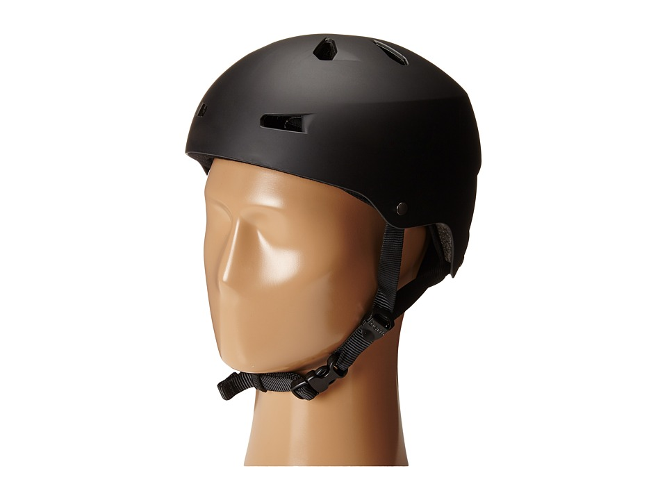 Bern - Bike Macon EPS (Matte Black) Snow/Ski/Adventure Helmet