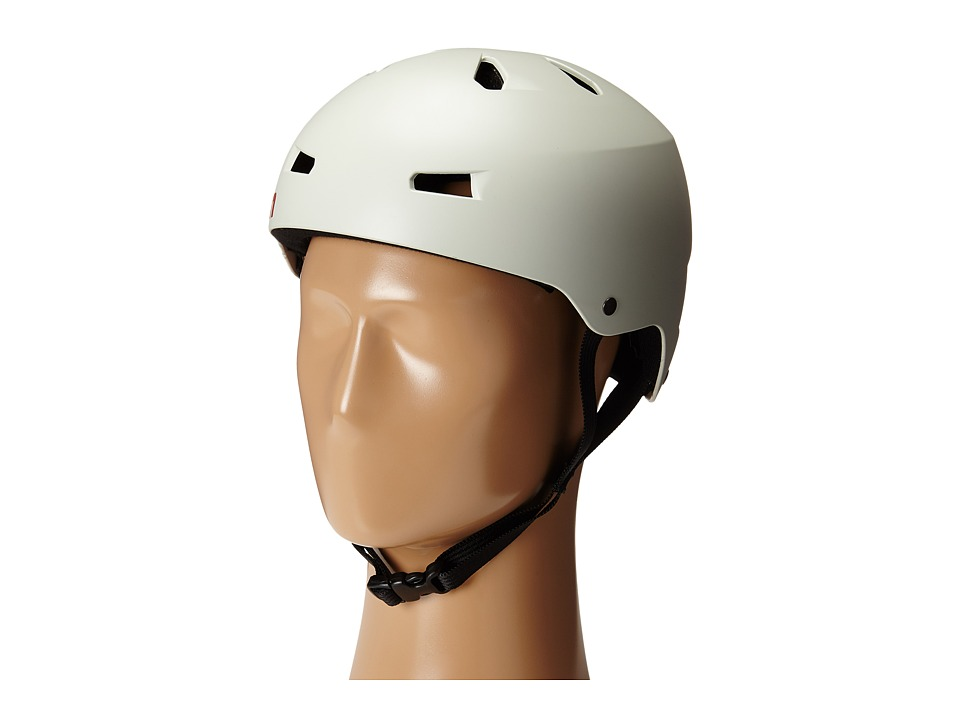 Bern - Macon Skate (Satin Light Grey) Skateboard Helmet