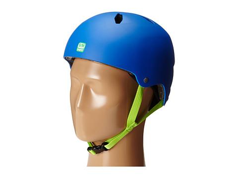 Bern - Diablo EPS (Matte Blue) Cycling Helmet