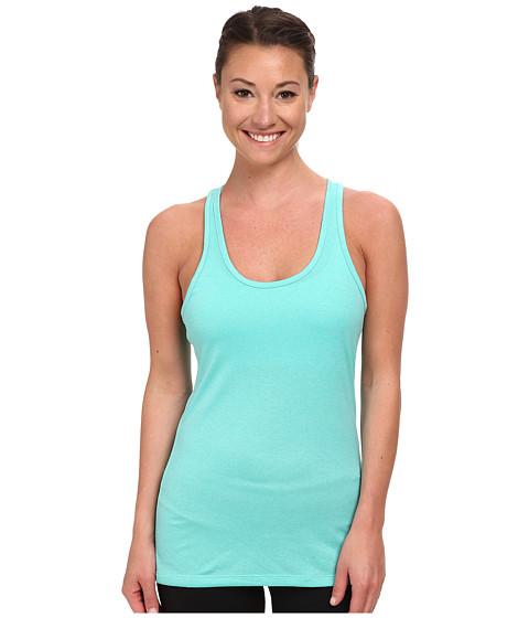 Nike - Dri-FIT Balance Tank Top (Light Retro/Light Retro) Women's Sleeveless