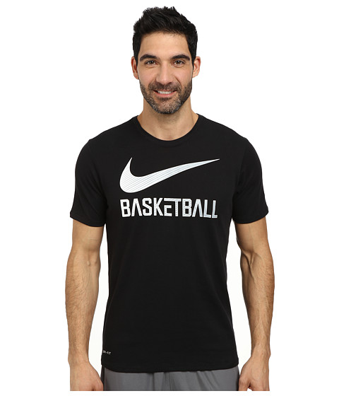 Nike - Basketball Speed (Black/White/Black) Men