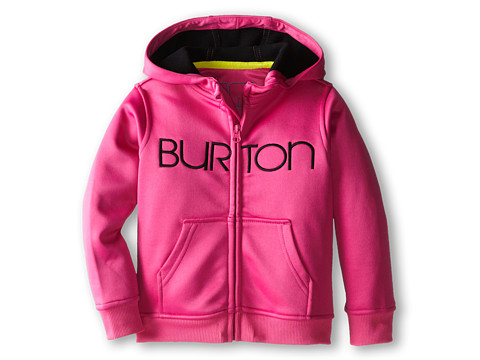 Burton Kids - Mini Scoop Hoodie (Toddler/Little Kids) (Raspberry Rose) Girl's Sweatshirt