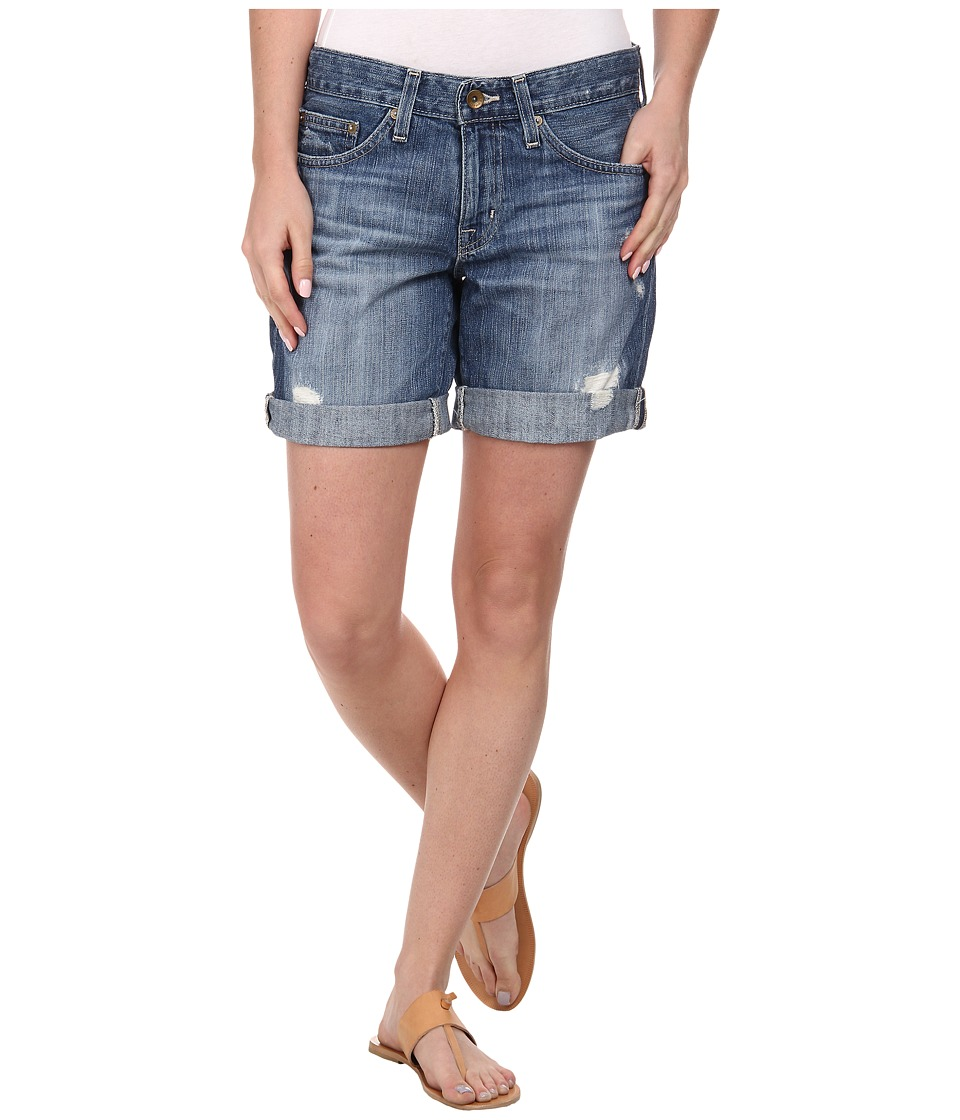 Big Star - Joey Short 7 in Bayfront (Bayfront) Women's Shorts