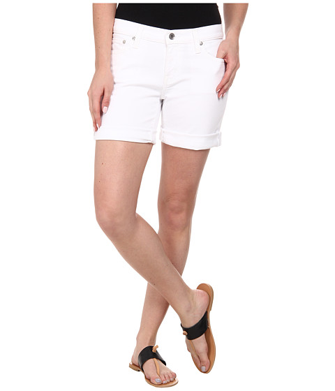 Big Star - Alex Short 5 in White (White) Women's Shorts