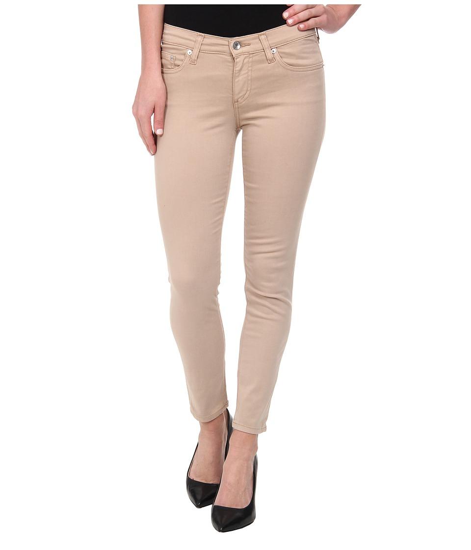 Image of Big Star - Alex 26Crop in Dark Sand (Dark Sand) Women's Jeans