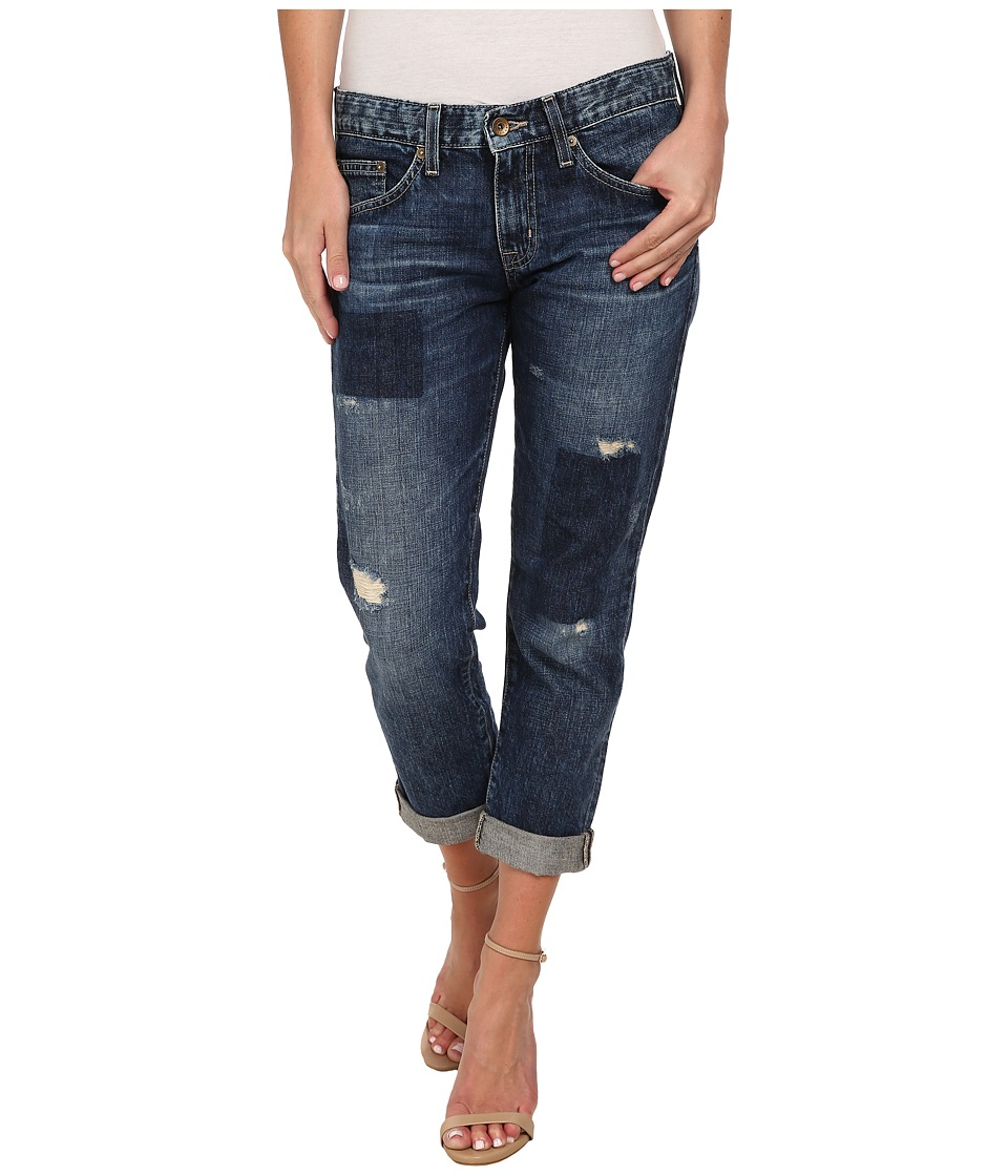Big Star - Billie Boyfriend Jean in Skyridge (Skyridge) Women's Jeans