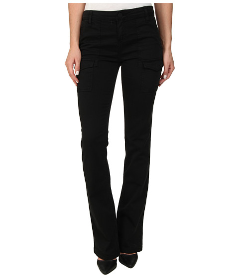 Sanctuary - Bootcut Courier (Black) Women