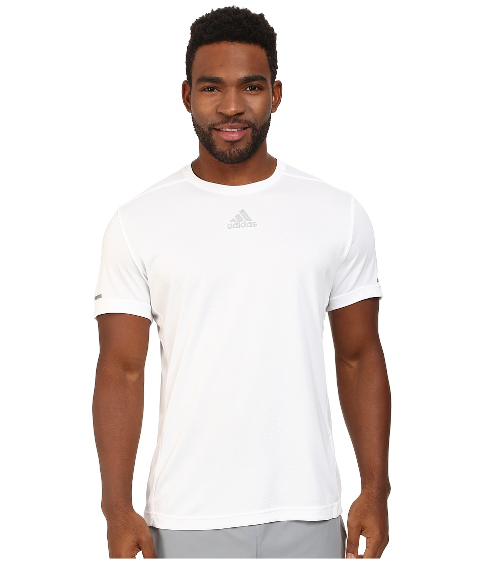 adidas - Sequencials Money S/S Tee (White) Men's T Shirt