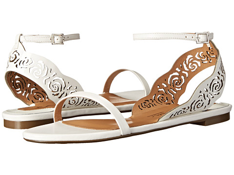 Nina Originals - Shiloh-B (White) Women's Sandals