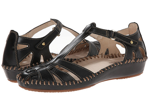Pikolinos - Puerto Vallarta 655-7434 (Black) Women's Sandals