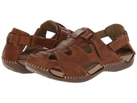 Lobo Solo - Ixtapa (Cedar Leather) Women's Shoes