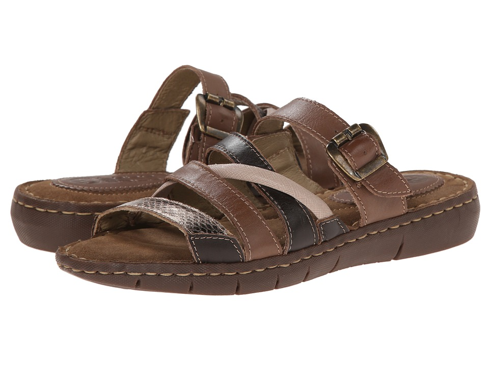 Lobo Solo - Margo (Taupe/Multi Leather) Women