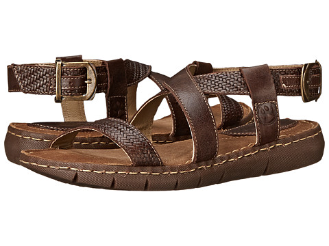Lobo Solo - Petra (Brown Leather) Women