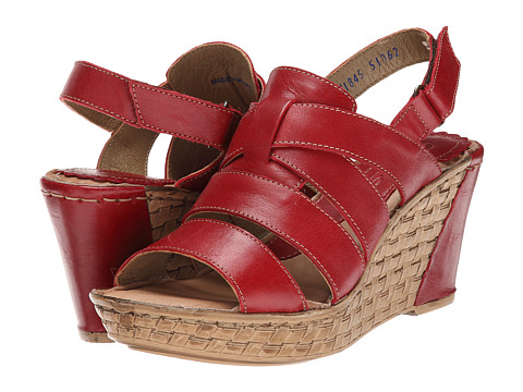 Lobo Solo - Kaui (Red Leather) Women