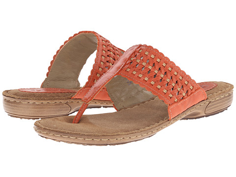 Lobo Solo - Joslyn (Tangerine Leather) Women