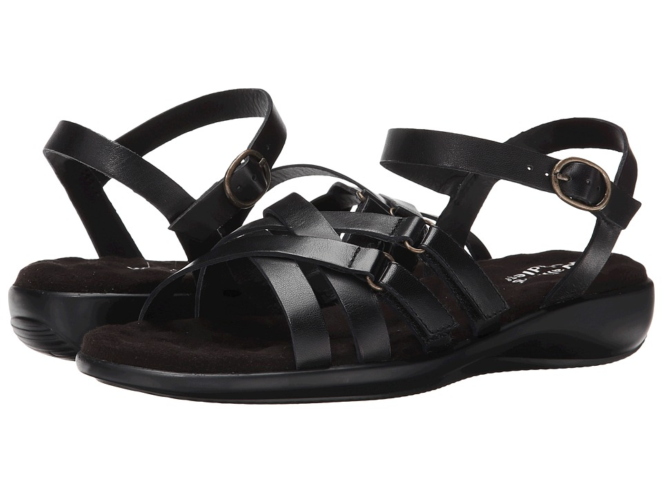 Walking Cradles - Sleek (Black Nappa) Women