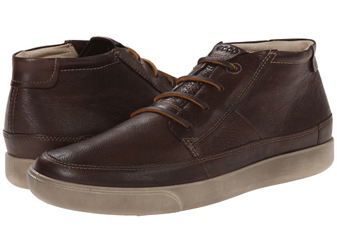 ECCO - Gary Boot (Cocoa Brown) Men's Shoes