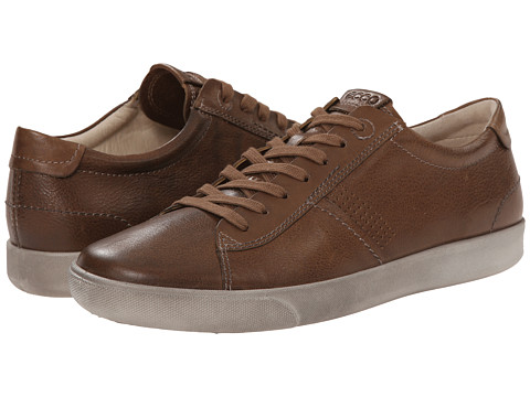 ECCO - Gary Tie (Navajo Brown) Men's Shoes