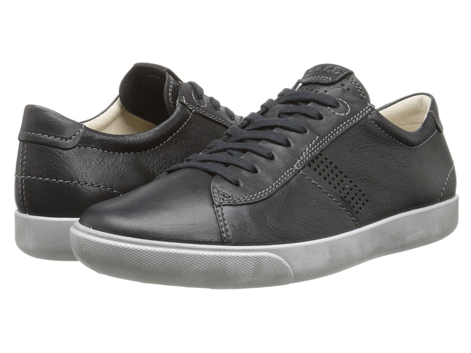ECCO - Gary Tie (Black) Men's Shoes