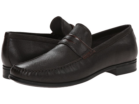 ECCO - Dress Moc Penny (Espresso/Coffee) Men