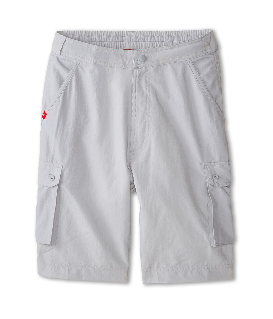 Nike Kids - Cargo Short (Little Kids/Big Kids) (Wolf Grey/Persian Violet/Black) Boy's Shorts