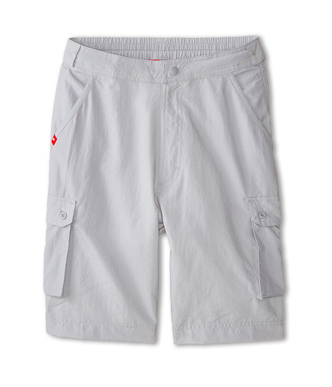 Nike Kids - Cargo Short (Little Kids/Big Kids) (Wolf Grey/Persian Violet/Black) Boy