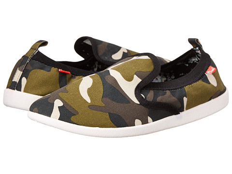 Dimmi Footwear - Push (Camo) Women's Shoes