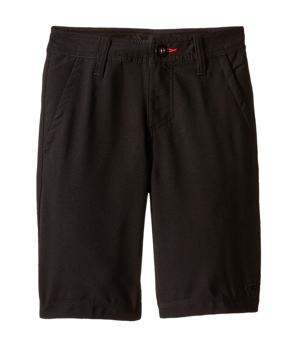 O'Neill Kids - Loaded (Big Kids) (Black) Boy's Shorts