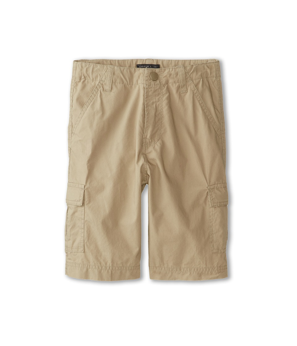 O'Neill Kids - Hammer Light (Little Kids) (Khaki) Boy's Shorts