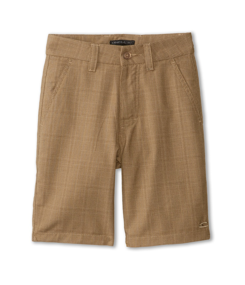 O'Neill Kids - Delta (Big Kids) (Khaki) Boy's Shorts