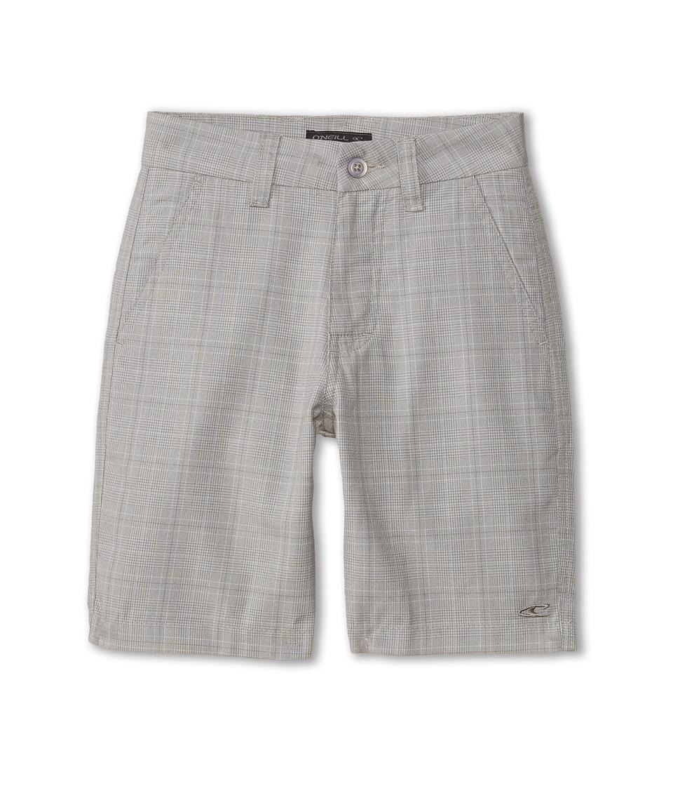 O'Neill Kids - Delta (Big Kids) (Grey) Boy's Shorts