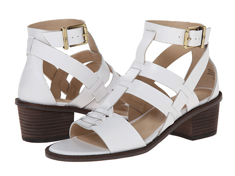 Elliott Lucca - Lena (White) High Heels